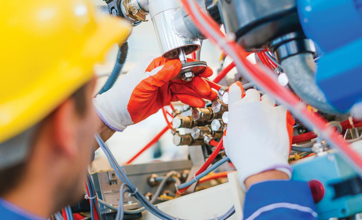 automatisme maintenance industrielle